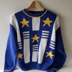 Vintage Liz Sport Cotton Sweater